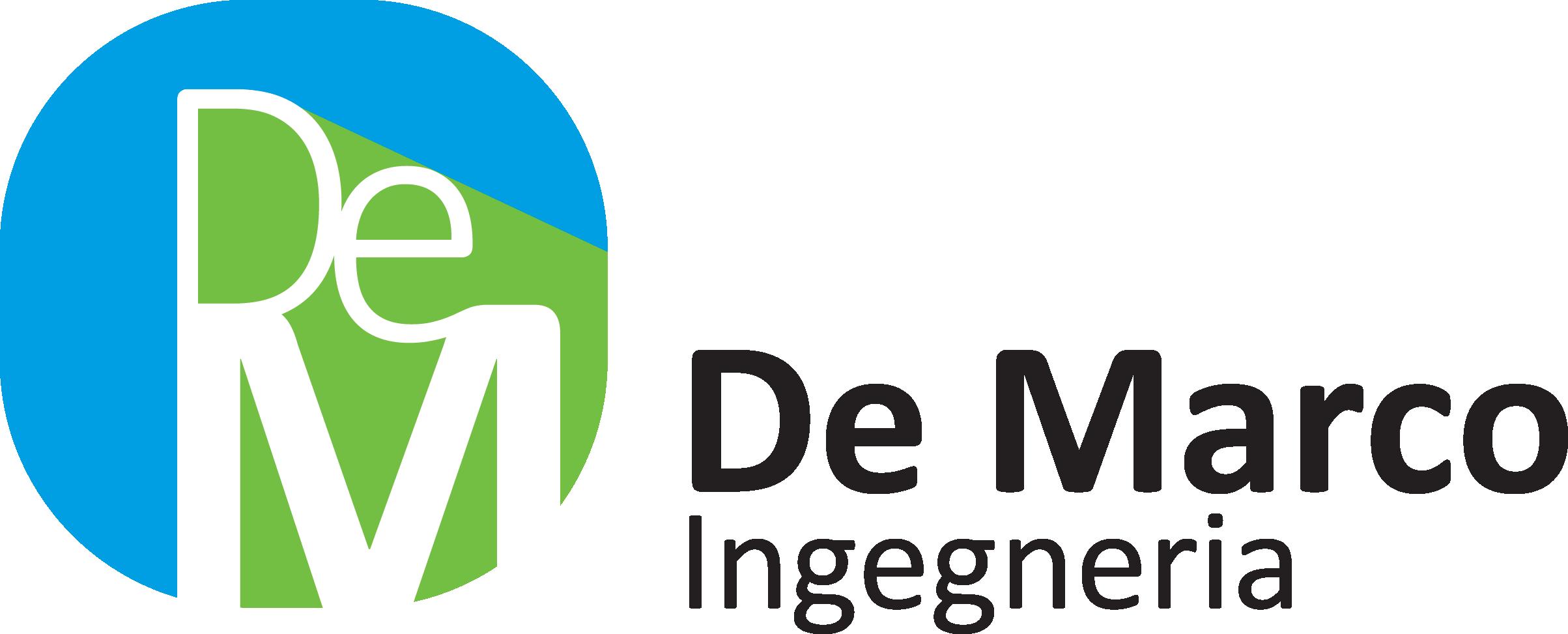 Logo DE MARCO INGEGNERIA